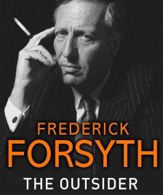 Frederick Forsyth Book image