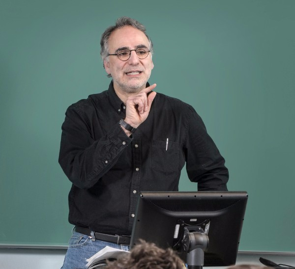 Robert Spadoni Teaching