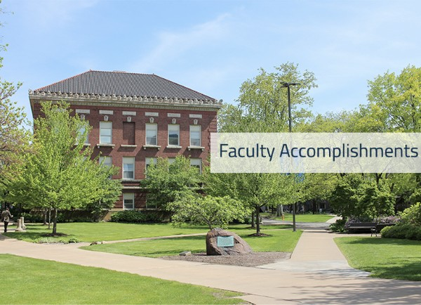 Faculty Accomplishments