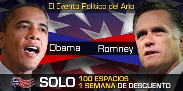 AMERICA ELIGE 2012 - Rumbo a la Casa Blanca