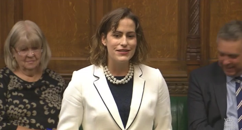 Victoria Atkins MP in Transport Questions