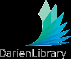 Darien Library's logo