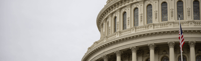 Picture of the Capitol building