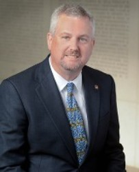 Mark Browning, Planned Giving Officer with the Texas A&M Foundation