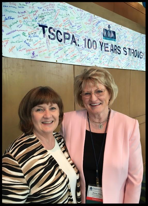 TSCPA 100 Year Anniversary