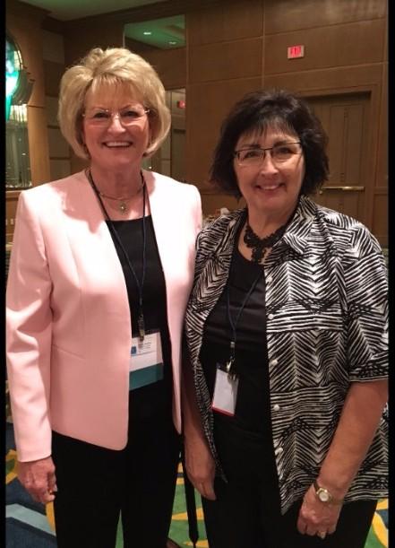 Dora Dyson & Donna Tadlock