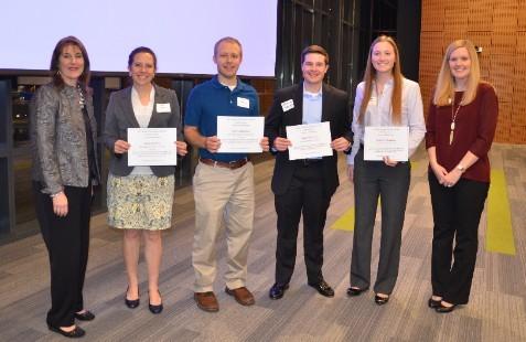 TSCPA Central Texas 2016 Scholarship Recipients