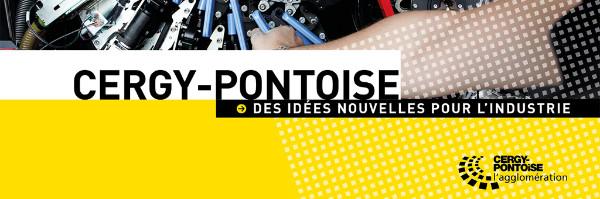 Cergy-Pontoise, des idées nouvelles pour l'industrie