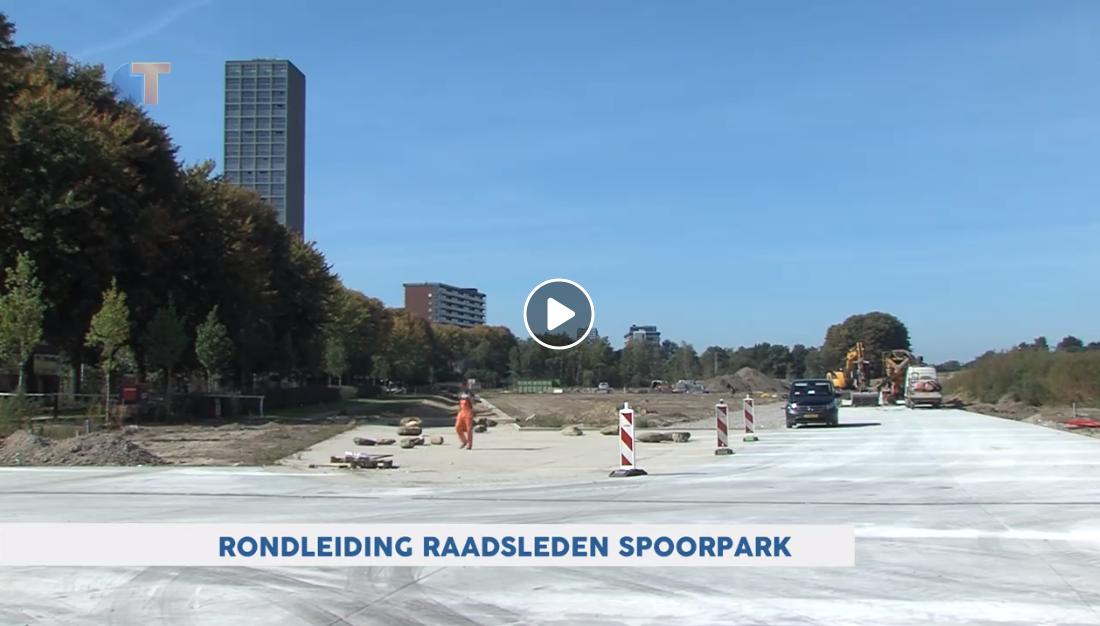 Video rondleiding raadsleden Spoorpark