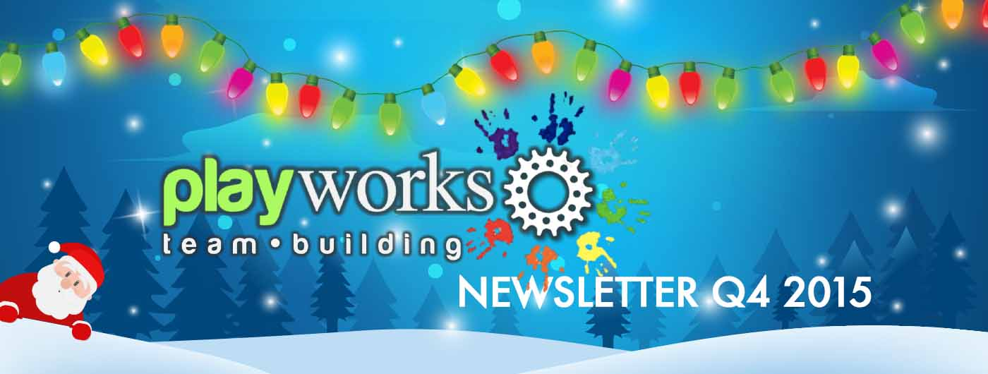 Merry Christmas from Playworks, Exciting Announcements for 2016!