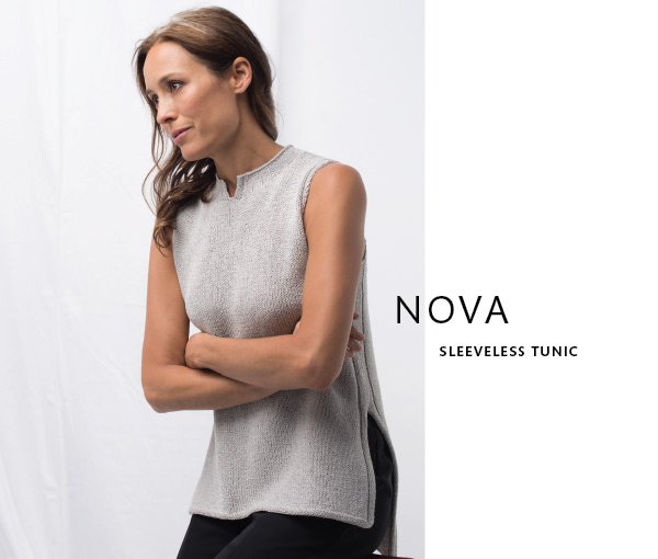Nova - Sleeveless Tunic