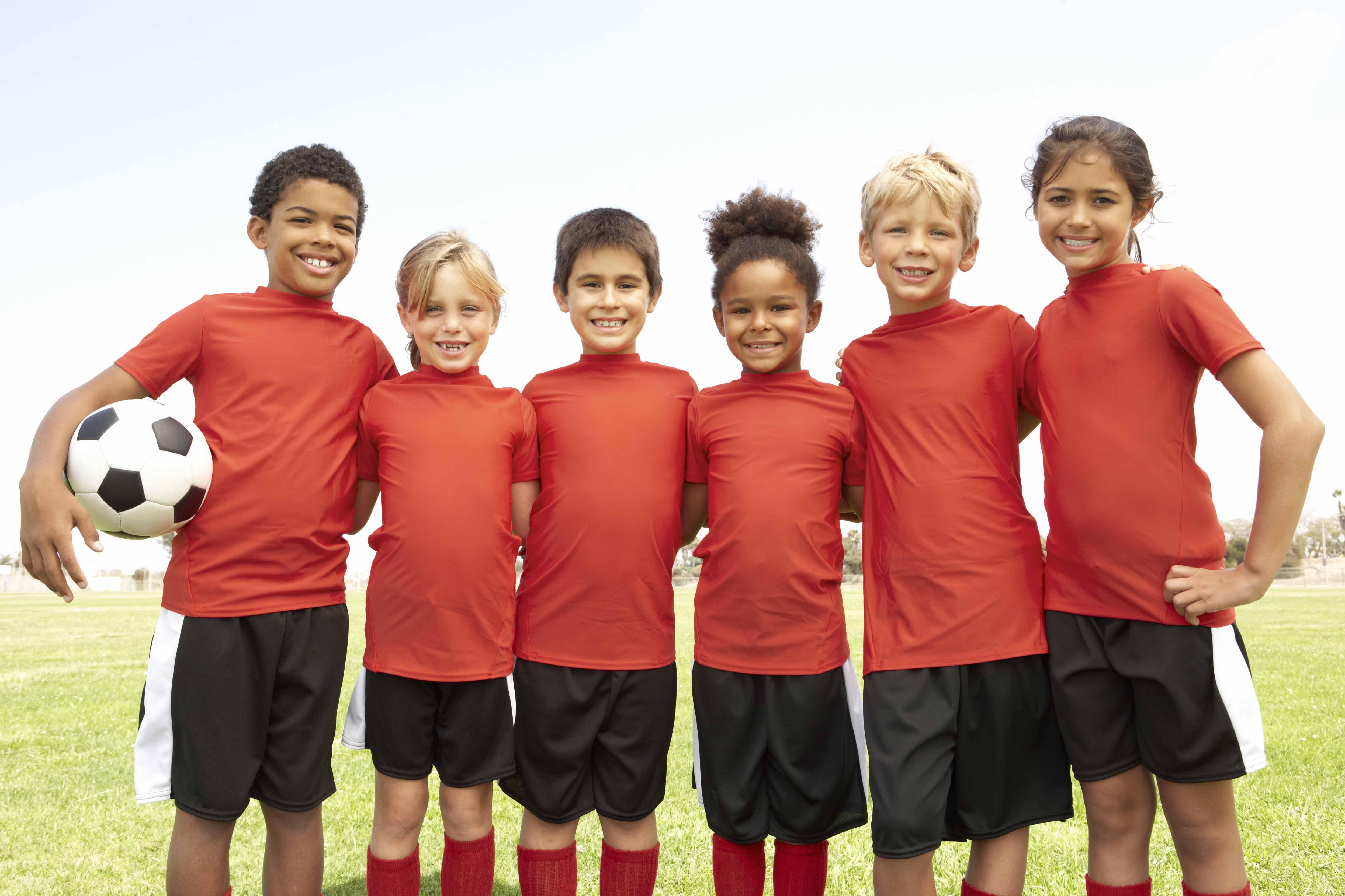 Fodboldbørn