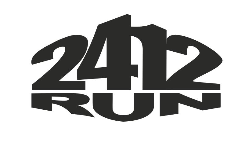 2412Run logo