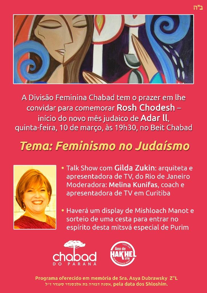 Feminismo e Judaísmo