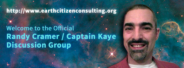 Official Randy Cramer / Captain Kaye Discussion Group
