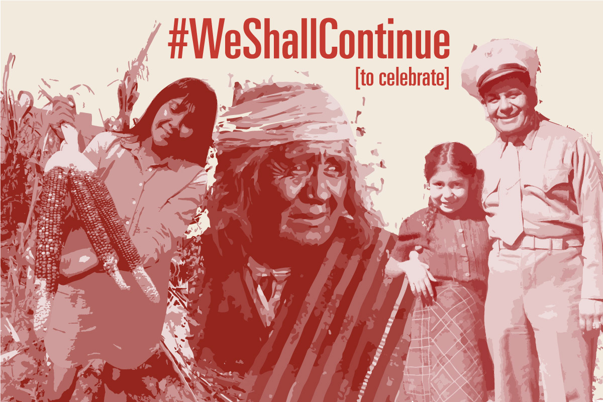 #WeShallContinue