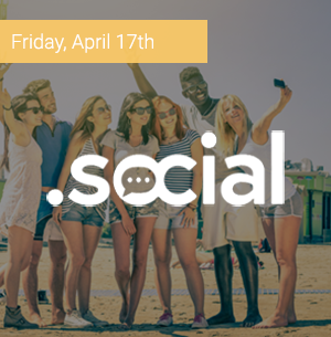 Friday, April 17th: $0.99 .SOCIAL domains