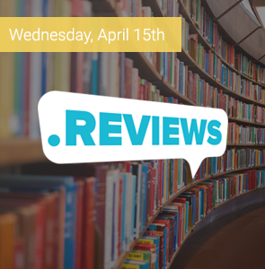 Wednesday, April 15th: $0.99 .REVIEWS domains
