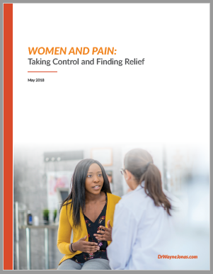 Thumbnail of report cover- women with health care provider