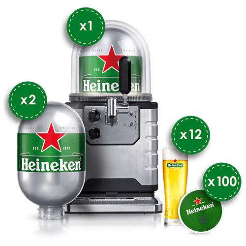 BLADE – Heineken Starter Kit