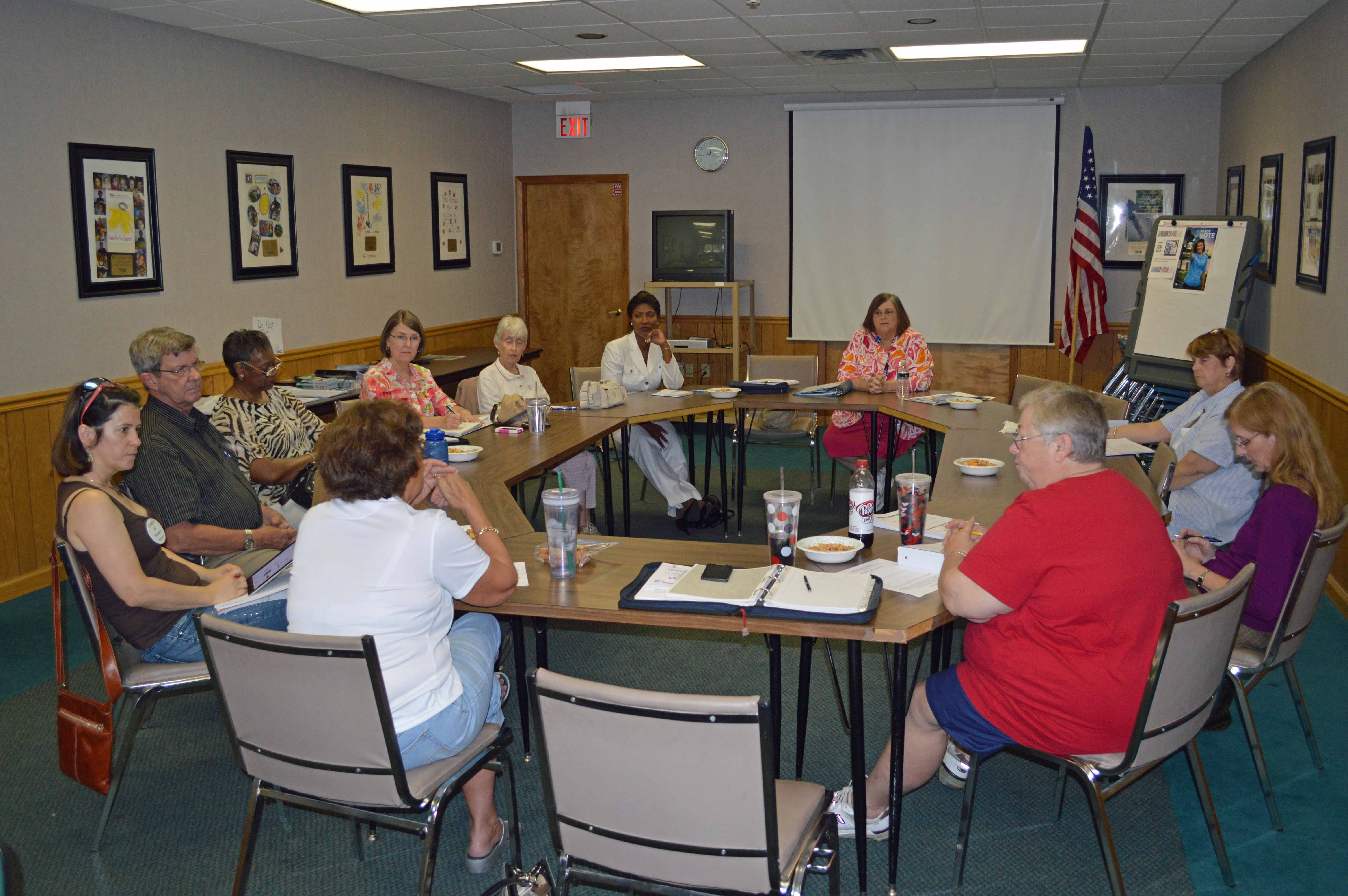 Voter Services Planning picture