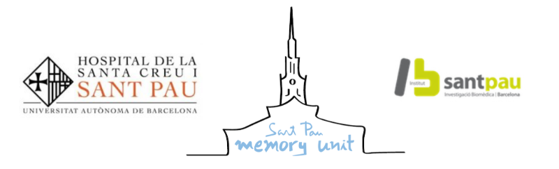 Sant Pau Memory Unit