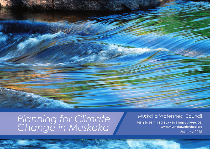 Planning for Climate Change in Muskoka