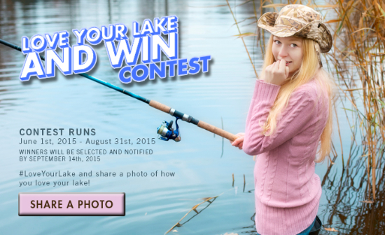Love Your Lake and Win Contest