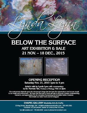Below the Surface Art Exhibition & sale