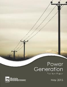 Power Generation Position Paper