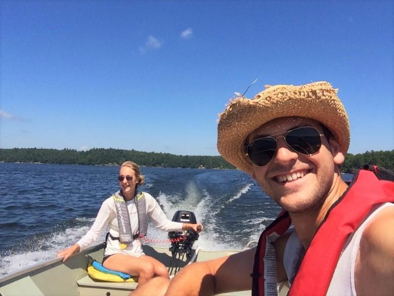 Love Your Lake on Three Mile Lake