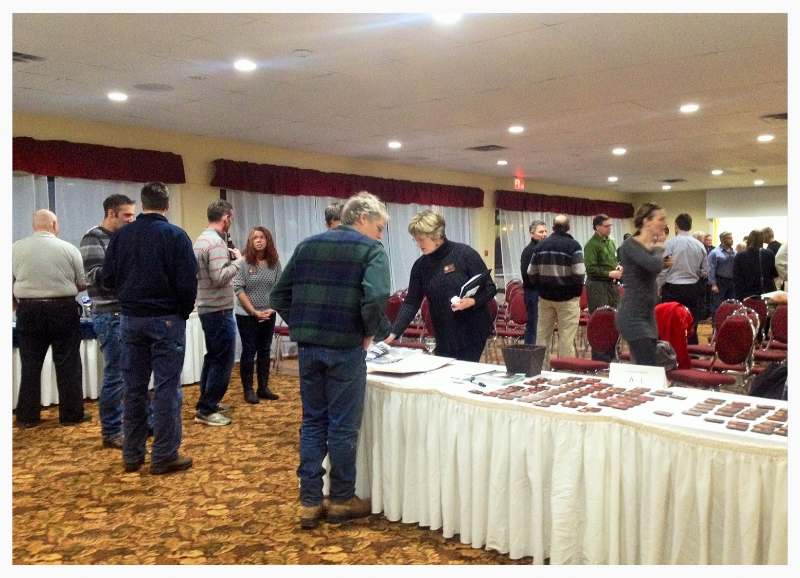 Muskoka Builders Assoc Meeting