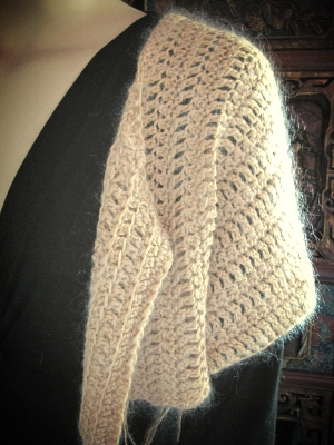 Ravelry project page.