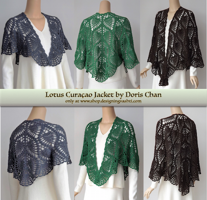 Direct link to the lovely Lotus Curaçao Jacket pattern in the DesigningVashti shop