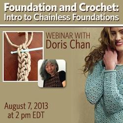 Doris Chan Webinar Aug 7, 2 pm EDT