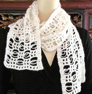 Fish Lips Lace: Modern, Scalable Love Knot Filet Crochet