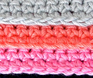 Three ways to crochet Row One into only ONE foundation chain loop.