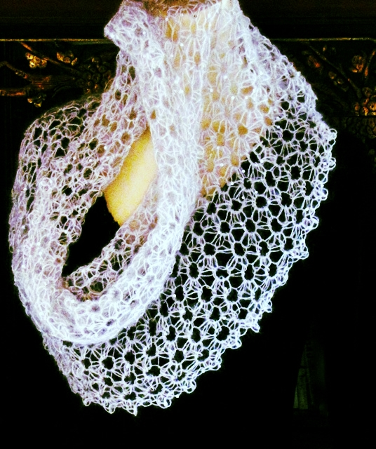 New! Starwirbel Spiraling Star Stitch Lace