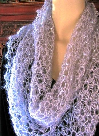 Starwirbel pattern in Ravelry Shop