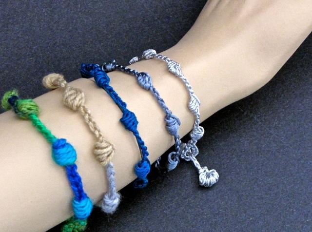 Clones knot Friendship Bracelets $2.99