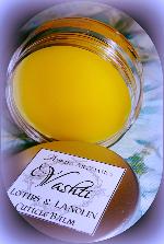 """""""Vashti"""" Lotus & Lanolin Cuticle Balm scented with true Lotus flower essential oil"""