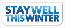 Stay well this winter logo