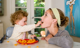 SAHM's guide to resisiting naughty food