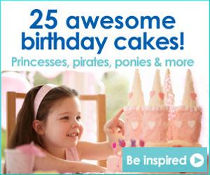 25 birthday cakes