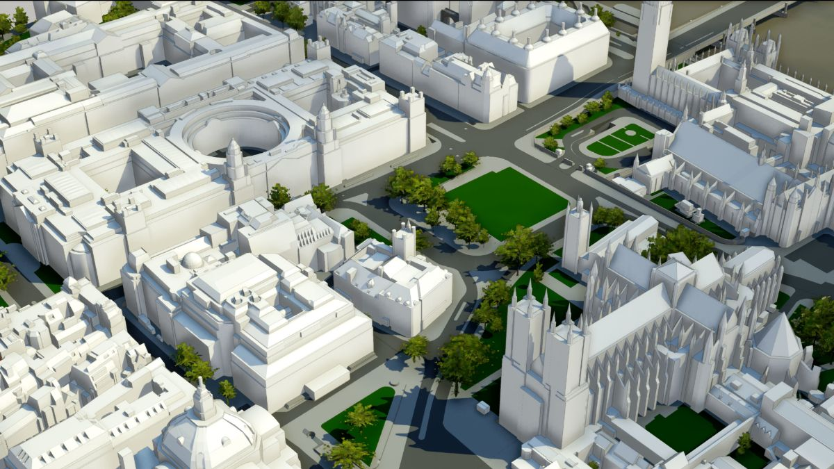 Level 2 model of Westminster