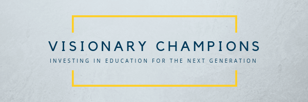 Visionary Champions - Investing in Education for the Next Generation