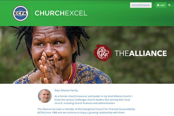 The EFCA website
