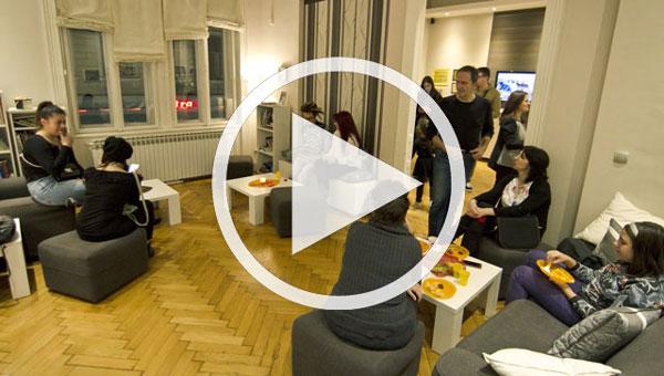 Bosnian Apartment (image)