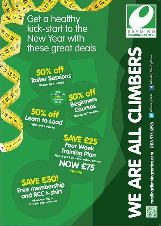 New Year Fitness Offers