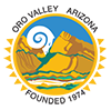 Town of Oro Valley Seal graphic image